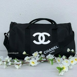 Authentic Chanel VIP gift Travel bag